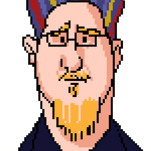 A picture of Mark Davis who works at CodeChops